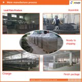 중국 제조 12V100ah 깊은 주기 젤 건전지 - 장기 사용 경간