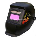 Solar Auto-oscurecimiento casco de soldadura molienda máscara de soldadores