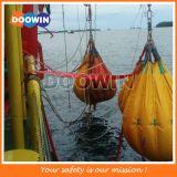 Saco do peso da água do teste do barco