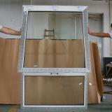 Kz233 окно белого профиля цвета UPVC верхнее повиснутое с мотылевым замком