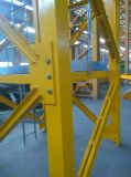 Grua TorreのタワークレーンのTopkitの油圧クレーンQtz63 (TC5610) 5トン絞り綱および中東およびドバイイランの5t 6トンの6t