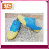 新しいスポーツの偶然の靴甲革の熱い販売