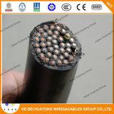 câble électrique de PVC de 1.5mm d'usine directe
