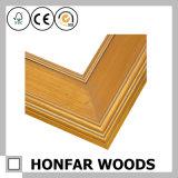 Frame de madeira novo para a decoração da entrada do presente ou do hotel