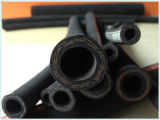 Boyau hydraulique en caoutchouc tressé de fil à haute pression pour l'exploitation 1sn/2sn/R1/R2