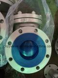 API600 de Van een flens voorzien Klep uit gegoten staal van de Controle van de Schommeling 150lb (H44H-DN200-150LB)