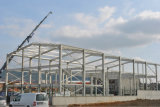 Стальная конструкция для здания мастерской