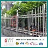 PVC 용접 금속 말뚝 울타리 용접된 알루미늄 말뚝 울타리