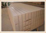 1220*2440mm (4*8) Ingelast/Gegroefte 3/4/5/6mm MDF van de Melamine voor Decoratie