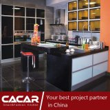 Bolahm Fresh Color Fashion Stoving Verniz Lacquer Kitchen Cabinet (CA09-15)