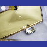 훈장 황금 착색된 미러를 위한 황금 사려깊은 유리제 미러
