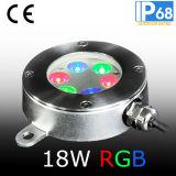 18W RGB LEDの水中プールライト(JP94264)