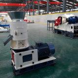 De vlakke Machine van de Korrels van de Schil van de Pinda van de Brandstof van de Biomassa van de Luzerne van het Dierenvoer van de Matrijs