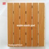 音響の木のパネルの吸音力の壁パネル