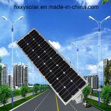 Luces de calle solares solares de Ligths del sensor de movimiento 60W todo en uno