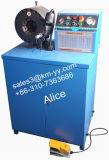 Máquina de friso da mangueira de borracha hidráulica, Km-91c-5