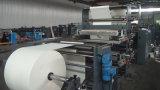 웹 고속 Flexo 인쇄 및 접착성 의무적인 연습장 학생 노트북 일기 생산 라인