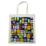 100% coton Shopping Bag et Canvas Tote Bag