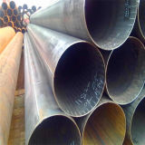 온화한 Welded Black API 5L X80 Pipe Steel Tube Oil Pipe