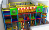Спортивная площадка мягкой спортивной площадки детей занятности Cheer крытая