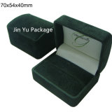 Коробка упаковки ювелирных изделий бархата высокого качества для кольца, ожерелья, шкентеля, Nekclace