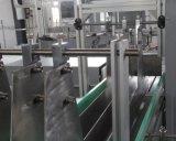 Machine de bouteille d'enveloppe de rétrécissement de film plastique