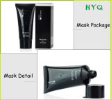 A máscara de limpeza profunda do nariz de Pilaten remove o líquido de limpeza do Pore do ponto do Blackhead a lama do preto que descasca fora a máscara facial