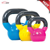 Weight Lifting에 있는 도매 Colourful Cast Iron Kettlebell
