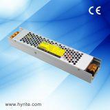 электропитание 200W 12V IP20 тонкое крытое СИД для светлой коробки