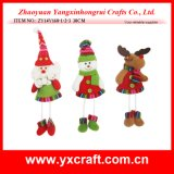 El producto de la Navidad de la decoración de la Navidad (ZY14Y136-1-2-3) embroma el recuerdo