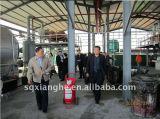 Refinaria nova do pneu do desperdício da circunstância à planta de petróleo 12ton