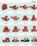 Pomp de van uitstekende kwaliteit van het Water van het Koelmiddel van Voertuigen, van Auto's en van Motoren