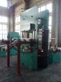 Máquina de borracha da borracha da imprensa hidráulica dos pára-choques