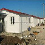 Maisons préfabriquées en acier assemblées rapides à vendre