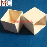 Bandeja de cerámica/Saggar del alúmina industrial de la pureza elevada de la misión