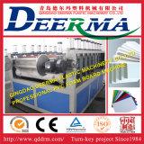 Panneau de mousse de croûte de PVC de la qualité WPC faisant la machine