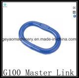 G100 Super alliage allié à l'acier et tempéré Master Link Gyr002