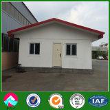 Casa de acero prefabricada constructiva de la estructura de acero