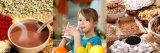 Máquina alimenticia de los alimentos para niños del polvo