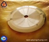 Acciaio di tungsteno di Superhard dell'estremità superiore Cicular surdimensionato che fende lamierina
