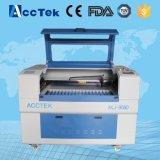 Acctek 싼 가격 CNC 이산화탄소 Laser 조각 절단기 Akj6090