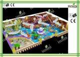 Спортивная площадка конфеты Kaiqi крытая для спортивной площадки сбывания/крытой игры /Kids спортивной площадки мягкой крытой