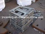 Barre de grille pour la section de usinage de grille de pièce de machine d'agglomération/barre