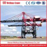 Hoher leistungsfähiger Kanal, der beweglichen Werft-Kran anhebt