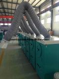 Hohe Leistungsfähigkeits-bewegliche doppelte Kassetten-Filter-Schweißens-Dampf-Zange