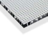 Los paneles de aluminio perforados del panal para el techo (hora P013)