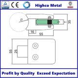 Morsetto di vetro quadrato per l'inferriata di vetro della scala per il tubo di 42.4mm