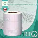 PP Sensible Recubrimiento de papel térmico para Supermarket etiqueta MSDS RoHS