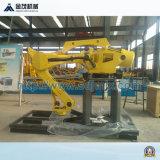 China die Robot maken die de Baksteen stapelen die van de Grond van het Systeem Machine* maken