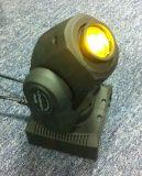 mini lumière principale mobile d'endroit de 30W DEL pour la disco d'étape